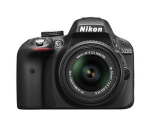 Nikon D3300 24.2 MP Digital SLR