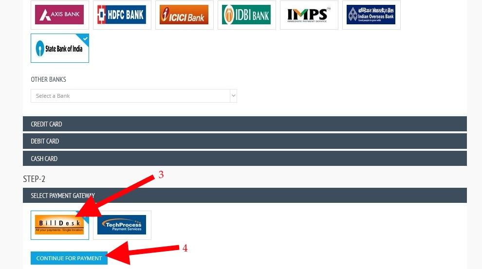 Bsnl Portal Billdesk