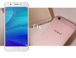 OPPO launches F1s, the new 'selfie expert'