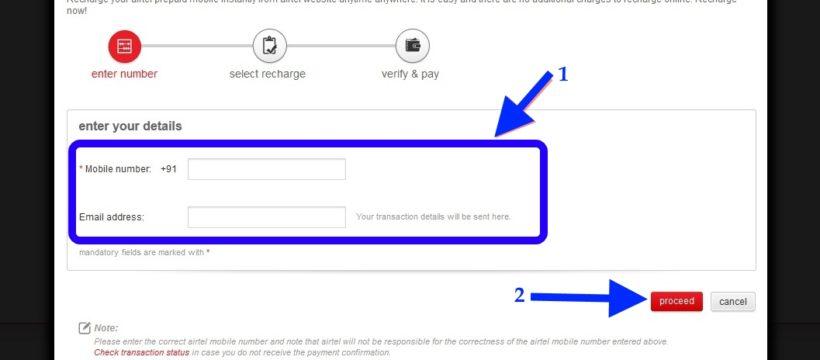Airtel Prepaid Recharge Airtel Full Talktime Myink In