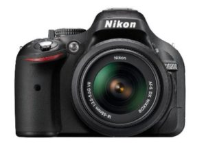 Nikon D5200 24.1MP Digital SLR Camera