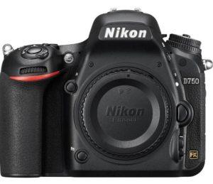 Nikon D750 24.3 Digital SLR Camera