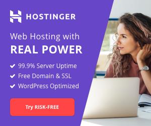 Hostinger-cheap best web hosting 2020-2021