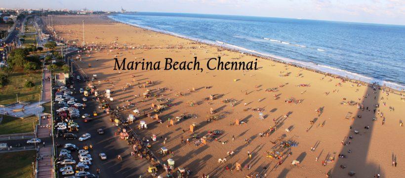 Marina Beach Chennai