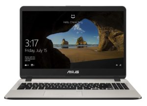 ASUS X507 Core i5-best laptop under 50000 in India 2020