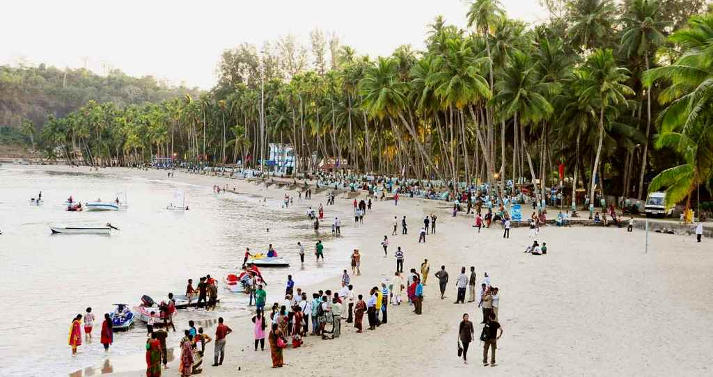 Best honeymoon destination within India - Andaman and Nicobar Islands