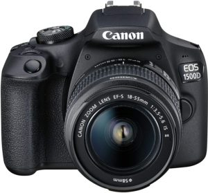 Canon EOS 1500D-best dslr camera under 35000 in India 2020
