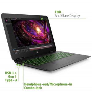 HP Pavilion Gaming-best laptop in India - gaming laptop