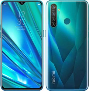 Realme 5 6GB RAM- best realme android mobile phones in India 2020