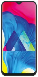 Samsung Galaxy M10-top best mobile phone in India 2020