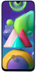 Samsung Galaxy M21-latest mobile