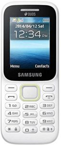 Samsung Guru Plus B110E-Samsung keypad mobile