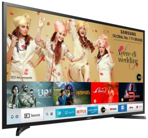 Samsung -best smart led tv under 40000 in India 2020