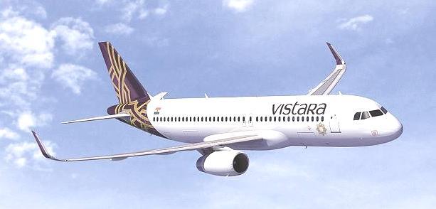 Vistara-Best Airlines in India