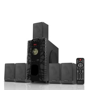 Zebronics ZEB-BT6590RUCF bluetooth-best home theatre 5.1 system in India 2020