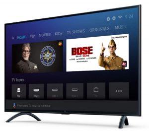 mi led tv-best led tv under 350000 in Inida 2020