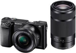 sony Alpha ILCE 6000Y DSLR Camera under 50000