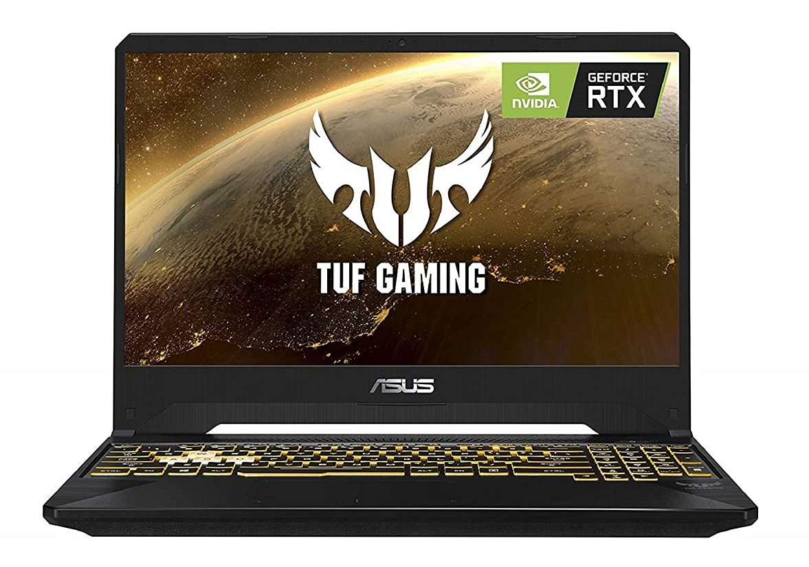 ASUS TUF Gaming FX505DV - Best gaming laptop under 50000 2020 in India