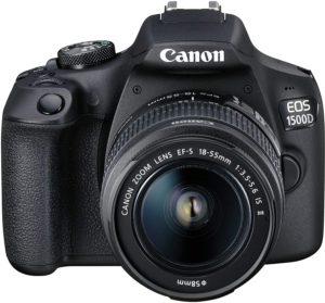 Canon EOS 1500D 24.1