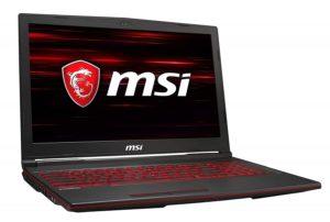 MSI Gaming GL63 9SD