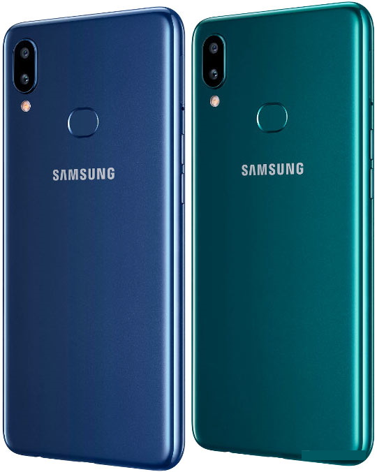 Samsung Galaxy A10s-best mobile phone under 10000 in India