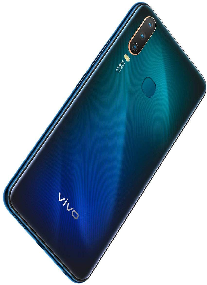 Vivo U10-best phone under 10000