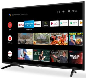 Vu 40GA Android Smart LED TV