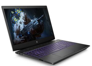 HP Pavilion Gaming 15-cx0140tx-best gaming laptop under 70000 in India 2020