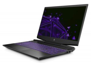 HP Pavilion Gaming 15-dk0050TX-best gaming laptop under 80000 in India 2020 with i7 processor