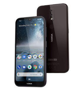 Nokia 4.2 [3GB RAM, 32GB Internal]- best phone under 11000 in India 12000-2020