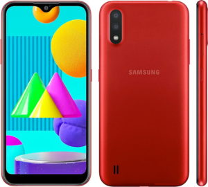 Samsung Galaxy M01-best mobile phone under 9000 in India 2020