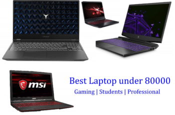best gaming laptop under 80000-top laptop under 80000 in India - dell-hp-lenovo-asus-acer-msi-avita