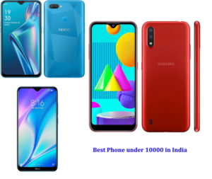 best phone under 10000 in India 2020 - best mobile under 9000