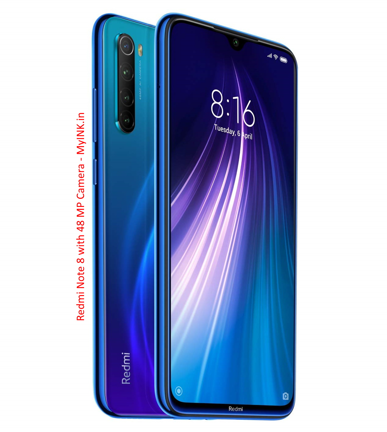 Redmi Note 8 [48MP Quad Camera]-best phones under 13000 in India