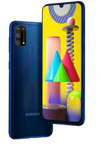 Samsung Galaxy M31 [6GB RAM, Quad Camera]-best phones under 17000 in India 2020
