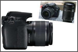 Canon EOS 1500D-best dslr camera under 35000 India 2021