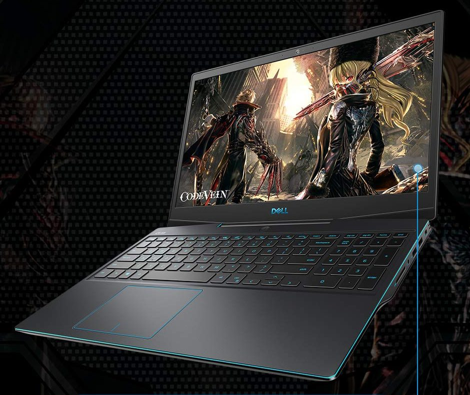 Dell G3 3500 Gaming Laptop-best laptop under 70000 2021 India