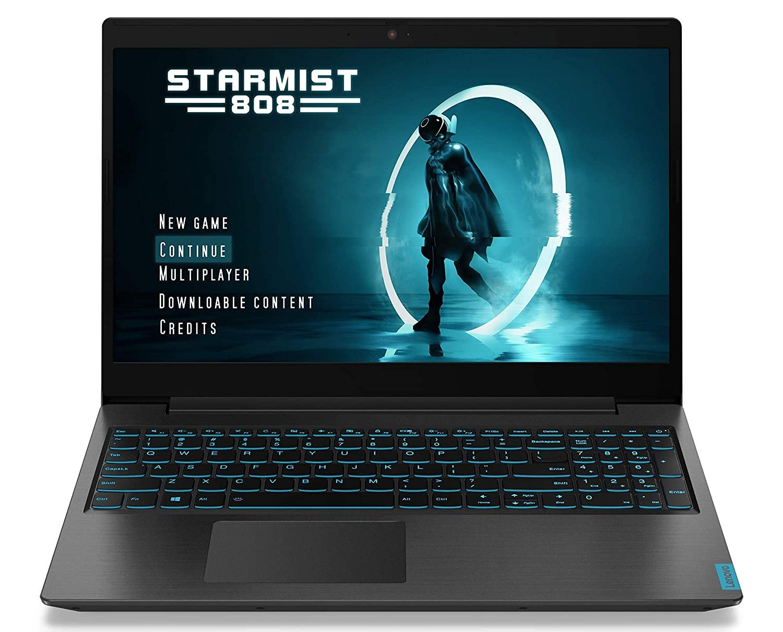 Lenovo IdeaPad L340-best gaming laptop under 50000 India 2021