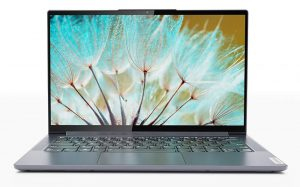 Lenovo Yoga Slim 7 AMD-best gaming laptop under 80000 2021 in India