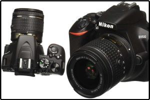 Nikon D3500 with AF-P DX-Best DSLR Camera under 35000 India 2021