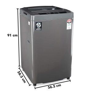 Godrej 6 Kg 5 Star Fully-Automatic Top Loading Washing Machine-best washing machine in India2021